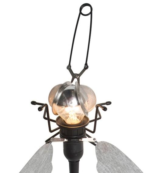 необычный дизайн светильника