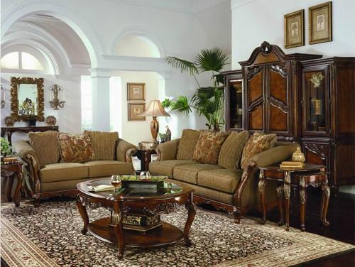 мебель для классической гостиной