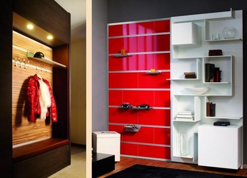 использование ламината в дизайне мебели
