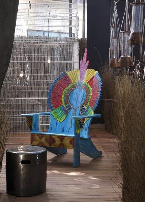 оригинальное кресло