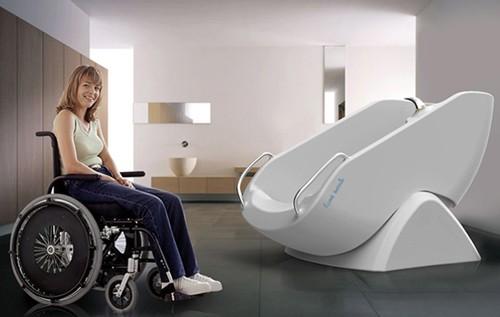 ванна качели для инвалидов