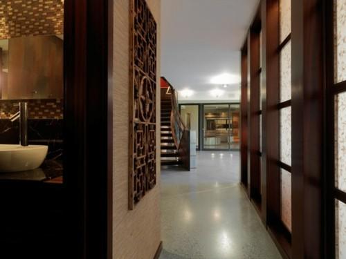 дизайн холла и коридора