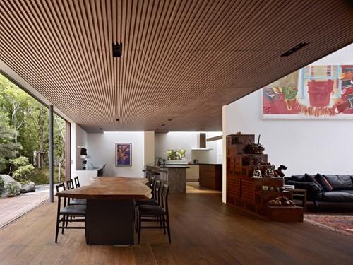 современный дизайн японского дома