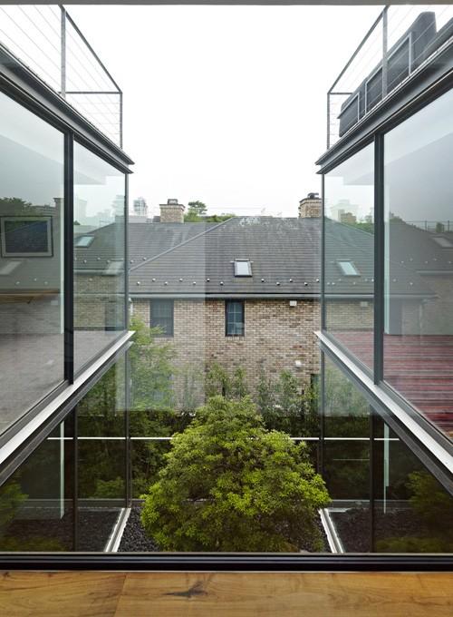 блочная структура частного дома