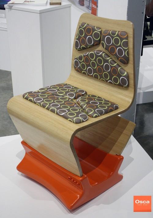 дизайн офисного стула