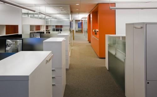 офис открытой планировки