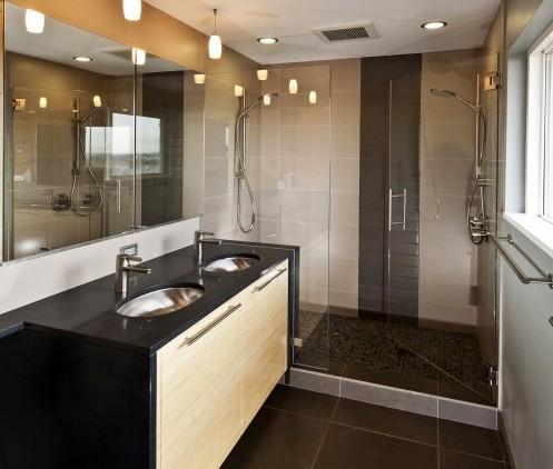 аксессуары для современной ванной