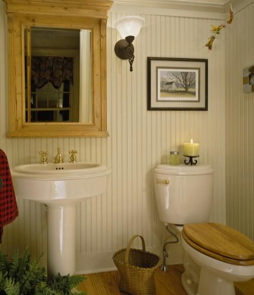 аксессуары для ванной в стиле шебби шик