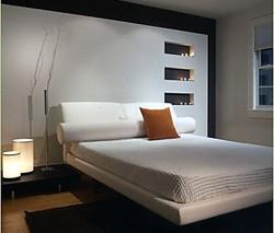 цветовая гамма маленькой спальни