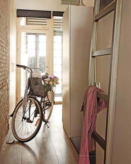 цветовая гамма маленькой квартиры
