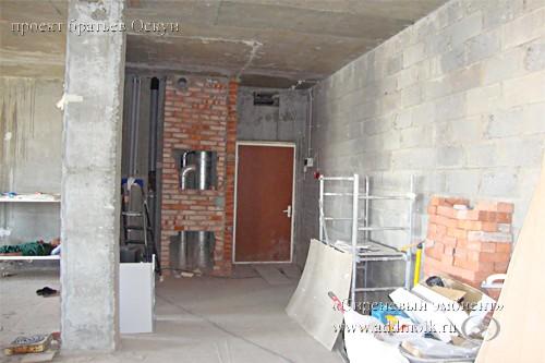 интерьер квартиры до ремонта