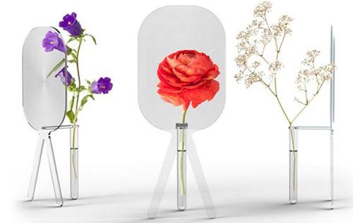 оригинальные вазы для маленьких цветов