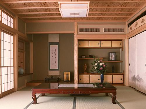 традиционный японский дизайн дома
