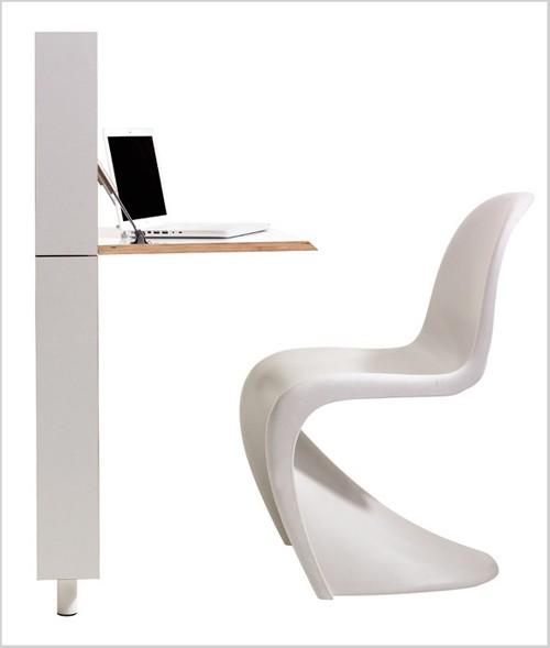 современный столик для ноутбука