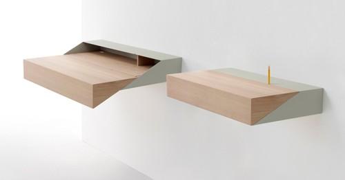 настенный столик для ноутбука