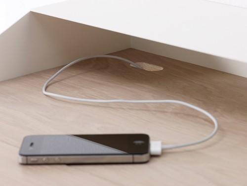 миниатюрный столик для ноутбука