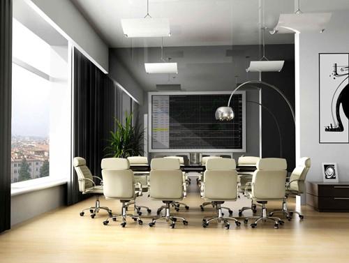 совещательная комната банкетного типа