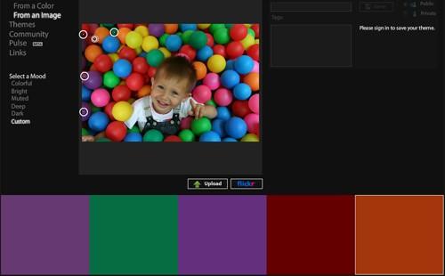 подбор цветовой гаммы онлайн