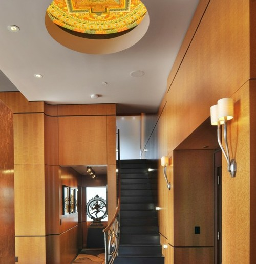 коридор в стиле модерн