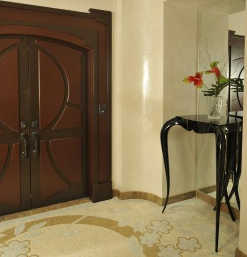 входная дверь в пентхаус