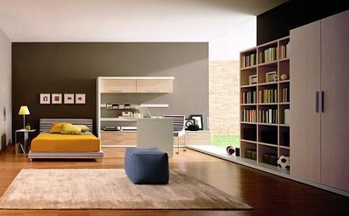 мебель в интерьере подростка