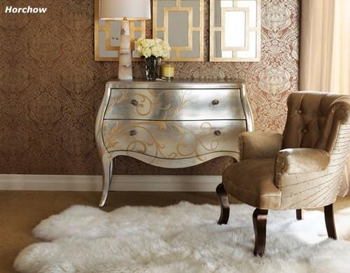 консольный столик в стиле необарокко