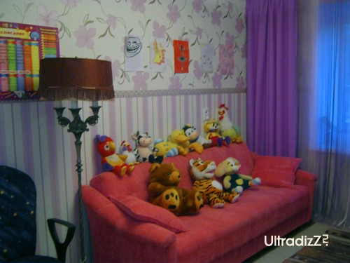 ремонт в детской комнате своими руками