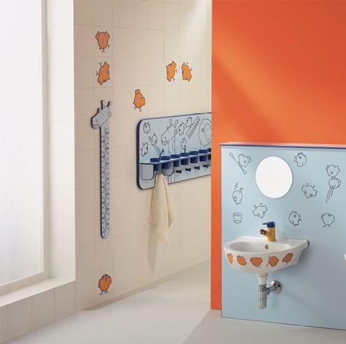 детская ванная Ponte Giuli 2