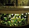 использование бутылок в ландшафтном дизайне