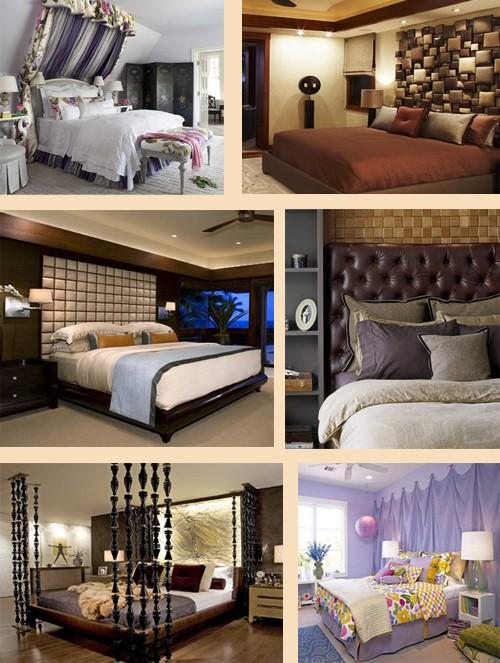 обновление интерьера спальни