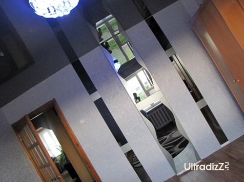 молодежный дизайн гостиной