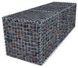 решетчатые модули габионов