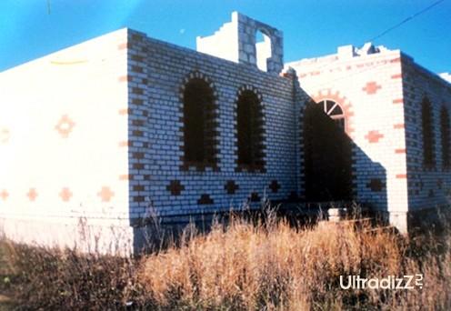 загородный дом на сборном ленточном фундаменте