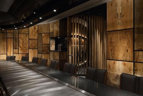 деревянные панели с мраморным рисунком