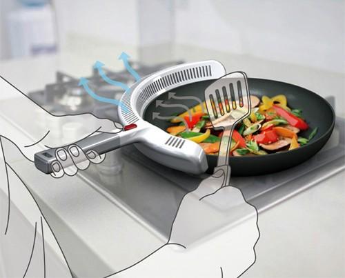 новинка кухонной посуды с функцией поглощения запахов