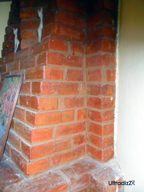 строительство кирпичного камина: дымовой канал