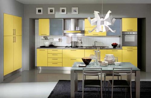 кухонный стол с матовой стеклянной столешницей