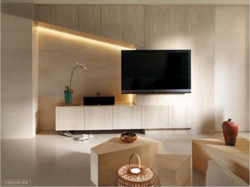 авангардная мебель в восточном интерьере