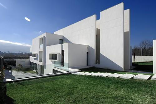 современный проект жилого дома