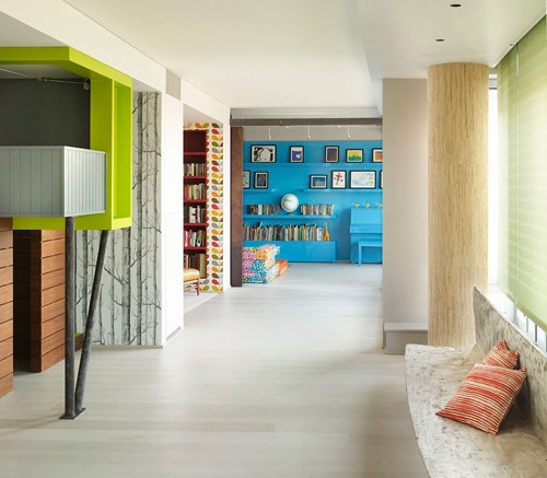необычная планировка квартиры