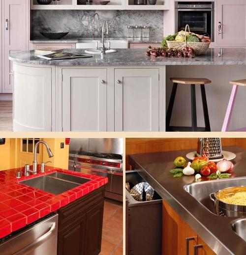 обновление кухонной столешницы