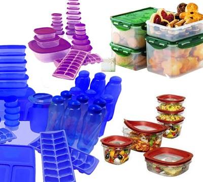 прозрачные контейнеры для хранения продуктов