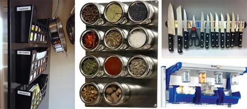 магнитные аксессуары для кухни
