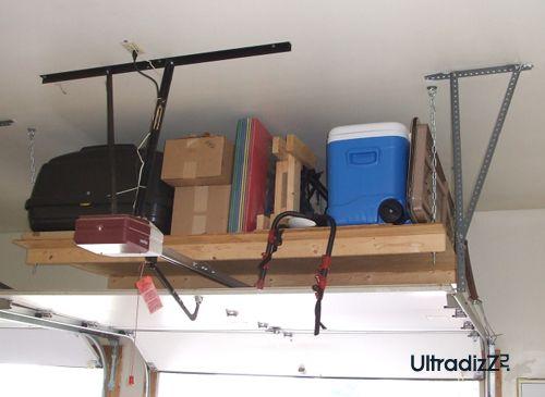 полки для гаража своими руками