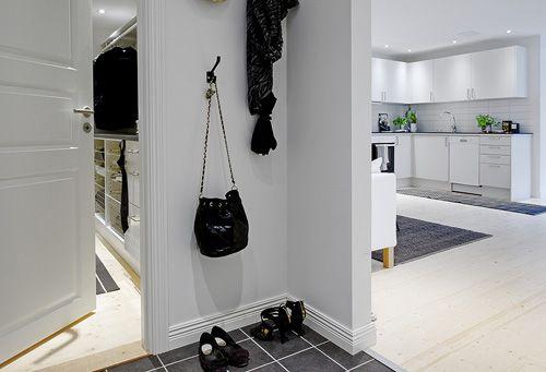 гардеробная в однокомнатной квартире