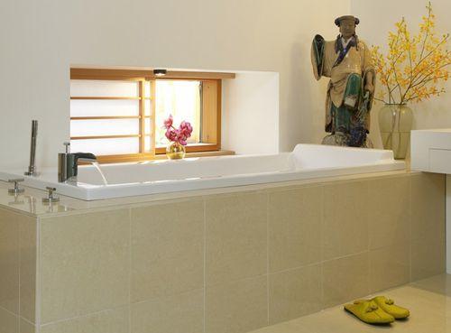 элементы восточного стиля в дизайне ванной