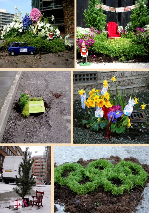 тематические миниатюрные сады