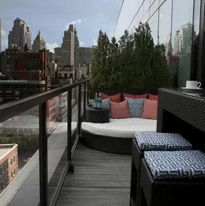 мини сад на балконе