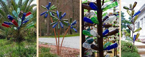 бутылочные деревья для сада