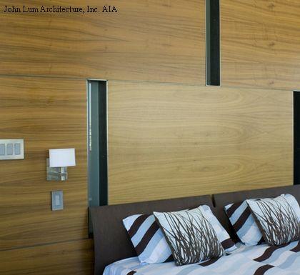 декоративные зазоры в деревянной облицовке стен